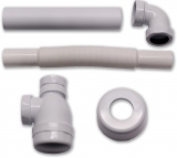 Flexible water seal kits